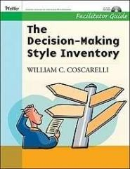 The Decision-Making Style Inventory - Facilitator Set Package