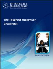 The Toughest Supervisor Challenges  (engleza & traducere in romana)