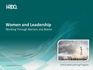 Women and leadership E-Learning  (engleza & traducere in romana)