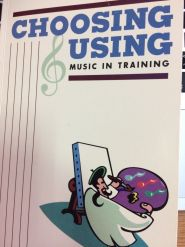 Choosing & Using Music In Training Audio CD & Book