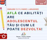C1. Consiliere pentru parinti și adolescenti: Ce Cursuri se Potrivesc Adolescentului Tău? Pachet Basic