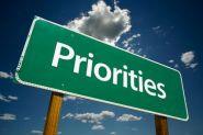 Stabilirea si Echilibrarea Prioritatilor