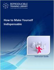 DEMO GRATUIT: How to make yourself indispensable