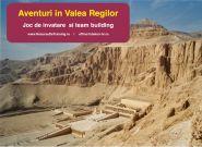 Aventuri in Valea Regilor - Kit de Joc de Invatare, team building, in limba engleza