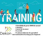 NOU: Abonamente Corporate 75 de Programe De Training, Simulari, Evaluari