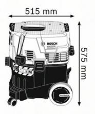 Aspirator profesional GAS 35 M AFC