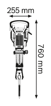 Ciocan demolator GSH 16-28