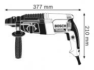 Ciocan rotopercutor SDS-plus GBH 2-26 DRE