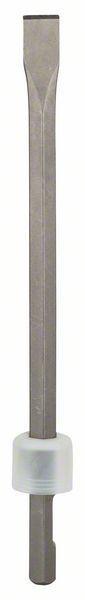 Dalta lata cu sistem de prindere hexagonal de 19 mm  400 mm x 25 mm