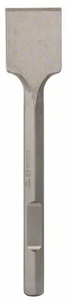 Dalta spatula cu sistem de prindere hexagonal de 28 mm 400 mm x 80 mm