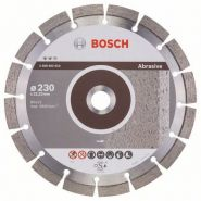 Disc diamantat Expert pentru materiale abrazive 230 mm