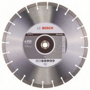 Disc diamantat Expert pentru materiale abrazive 350 mm x 20/25.40 mm