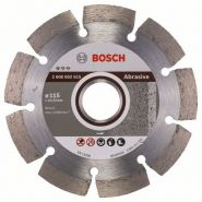 Disc diamantat Standard pentru materiale abrazive 115 mm
