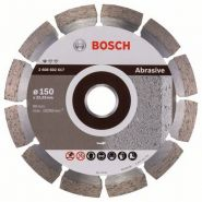Disc diamantat Standard pentru materiale abrazive 150 mm