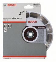 Disc diamantat Standard pentru materiale abrazive 150 mm