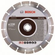 Disc diamantat Standard pentru materiale abrazive 230 mm