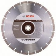 Disc diamantat Standard pentru materiale abrazive 300 mm x 20/25.40 mm