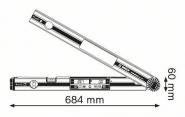 Goniometru / clinometru GAM 270 MFL