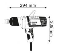 Masina de gaurit cu percutie GDS 18 E