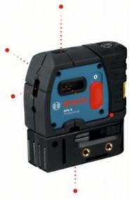Nivela laser cu puncte GPL 5