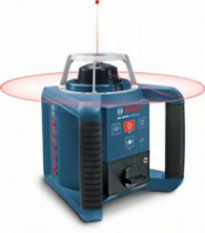 Nivela laser rotativa GRL 300 HV + Receptor LR 1+ Telecomanda RC 1 + Suport universal WM 4