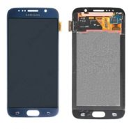 LCD/Display cu touchscreen Samsung S6 G920 negru