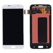 LCD/Display cu touchscreen Samsung S6 G920 alb