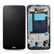 LCD/Display cu touchscreen LG G2 D802 negru