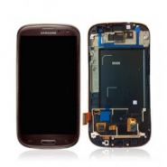 LCD/Display  cu touchscreen Samsung Galaxy S3 i9300 maro