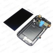 LCD/Display cu touchscreen  Samsung Galaxy Note 2 N7100 Alb