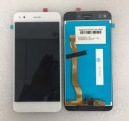LCD/Display cu touchscreen Huawei P9 Lite Mini(Y6 Pro 2017) alb