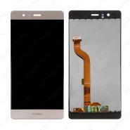 LCD/Display cu touchscreen Huawei P9 auriu