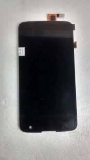 LCD/Display cu touchscreen LG K4 negru