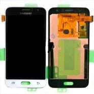 LCD/Display cu touchscreen Samsung J1 (J120) 2016 alb