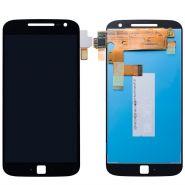 LCD/Display cu touchscreen Lenovo/Motorola Moto G4 Plus negru