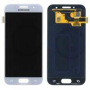 LCD/Display cu touchscreen Samsung A3 (A320H)2017 bleu