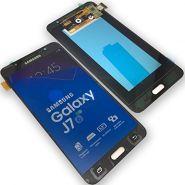LCD/Display cu touchscreen Samsung J7(2016)(J710) negru