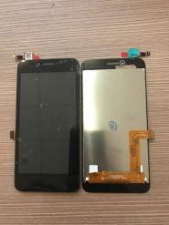 LCD/Display cu touchscreen Lenovo Vibe B (A2016)negru