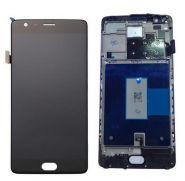 LCD/Display cu touchscreen OnePlus 3/3T   negru