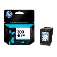 Cartus original HP 300 Black CC640EE 4ml