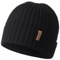 Caciula lana merino, model Hochfeiler, negru