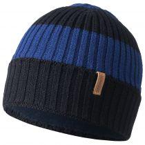 Caciula lana merino, model Hochgall, bleumarin