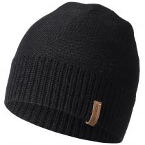 Caciula lana, model Elferkofel, negru