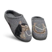 Papuci de casa din lana, model Nomborn, 36