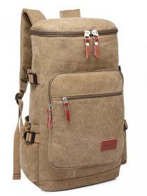 Rucsac multifuncional, 45 lt, casual, hiking, khaki E6643 KI