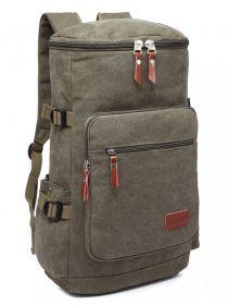 Rucsac multifuncional, 45 lt, casual, hiking, verde E6643 GN