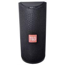 Boxa portabila, T&G, Bluetooth, USB, Neagra