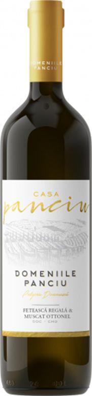 CASA PANCIU FETEASCA REGALA & MUSCAT OTTONEL