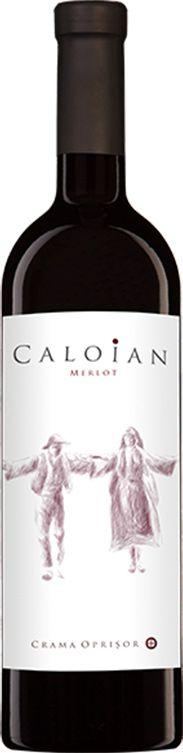 OPRISOR CALOIAN MERLOT