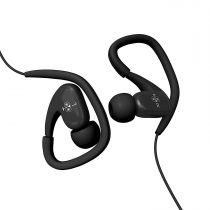 Casti bluetooth sport echilibrate confortabile multipoint black